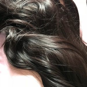 New synthetic wig